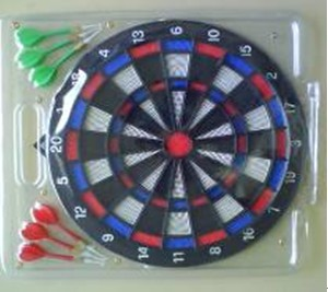 14* Safety Dartboard