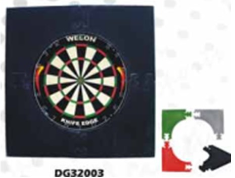 Knock Down Dartboard Surround